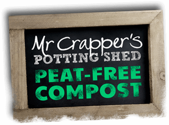 Mr Crapper's Potting Shed