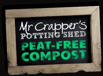 Mr Crapper's Potting Shed